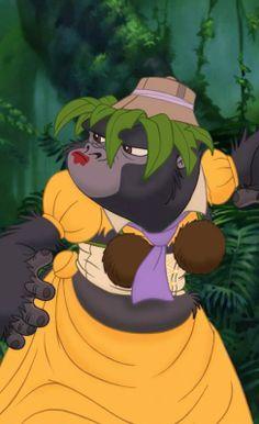 *TERK ~ Tarzan, 1999