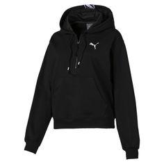 7eda394cc Image 1 of Feel It Cover up, Puma Black, medium Puma Sweatshirts, Cover