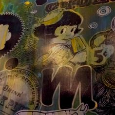 Murales at Mama Burger