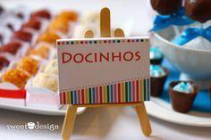 Sweet Design by Leilane Borges: PAP - Mini cavalete