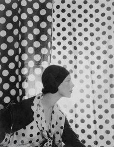 Vintage Inspiration  #polkadots #vintage