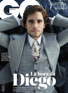 Diego Boneta covers the May 2018 issues of GQ México and GQ Latin America. Photographer Matallana has the honor of capturing the cover shoot… Spanish Men, Spanish Style, Gq Mens Style, Cover Boy, Men Photoshoot, Actrices Hollywood, Mens Fashion Suits, Man Fashion, Fashion Trends