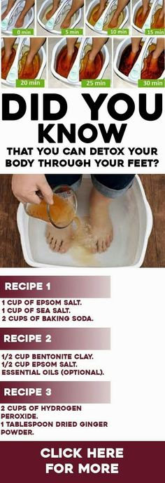 Natural Home Remedies Detox Your Body Through Your Feet . our feet are the location of natural energy zones which are directly related to important body systems Health And Beauty Tips, Health And Wellness, Health Tips, Health Fitness, Health Foods, Wellness Tips, Natural Home Remedies, Herbal Remedies, Holistic Remedies