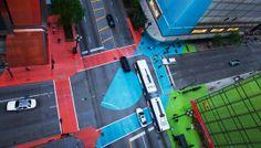 SHFT   Color-Blocked Street Art From Jessica Stockholder