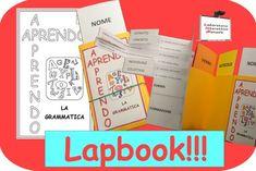 """APRENDO – APPRENDO: Lapbook """"LA GRAMMATICA""""   Laboratorio Interattivo Manuale"""