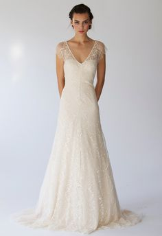 Lela Rose Fall 2014 Wedding Dress