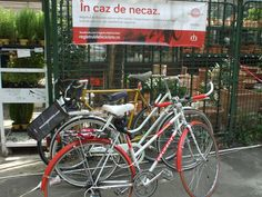 Street Delivery Bucharest - Bicycles & Bike Registry August Themes, 7 Year Anniversary, Theme Days, Bucharest, Bicycles, Happy Birthday, Delivery, Bike, Colours