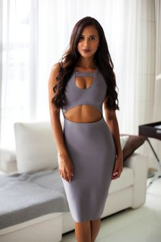 Click on Visit to purchase  LOLA BANDAGE DRESS IN GREY  #sexydress #bandagedress #KylieJenner#MiniDress #Dresses #PartyDress #Holt #HoltMiami #Miami #Miami Fashion #Womenswear #Womensfashion #beauty #clubwear #fun #elegant #Dressup #YOLO
