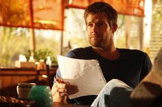 Geoff Stults ~ The Finder
