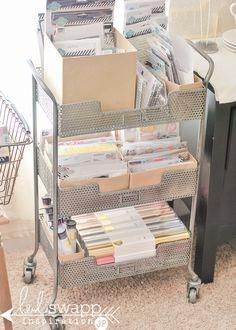 organize it! minc style « Heidi Swapp