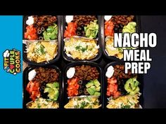 How to Meal Prep - Ep. 22 - NACHOS - YouTube