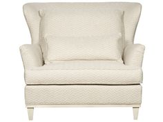 Shop for Vanguard Rivers Chair & Half, V439-CHH, and other Living Room Chair and a Half at Vanguard Furniture in Conover, NC. Rowdy Linen On Body, Milk Paint Finish.