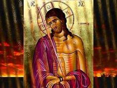 Παρακλητικὸς Κανὼν εἰς τὸν Ἰησοῦν Χριστόν Crucifixion Of Jesus, Superhero, Youtube, Painting, Fictional Characters, Art, Jesus Crucifixion, Art Background, Painting Art