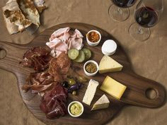 Eat the French style: a charcuterie and cheese plate! @ Fairmont Copley Plaza Boston #Boston #USA #Food