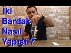 17.video - Hava Basıncı Deneyi , İki Bardak Nasıl Yapışır , Deney , Air Pressure Experiment - YouTube