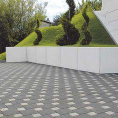 Mur en éléments L ©birkenmeier.com
