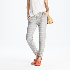 Must have. Can't decide... Pepper Pant - J. Crew, $59.50