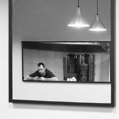 De ci, de là: A travers le miroir 4 Noir et Blanc
