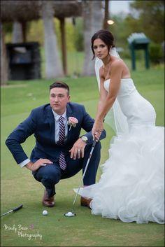 Las Vegas Wedding | Destination Wedding Venue | Cili Restaurant | Golf Course Wedding | Wedding In Paradise | Photo by: Mindy Bean Photography
