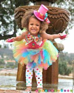 Tutu Para Disfraz De Halloween O Carnaval * Todas Las Edades Bs.F ...