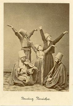 History on the Orient Express Whirling Dervish, Orient Express, Prehistory, Ottoman Empire, Sufi, Islamic Art, Vintage Photography, Drawing Reference, Besties
