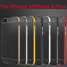 """Купить товарНео гибридная чехол для Apple , iPhone 6 4.7 """" мобильный телефон чехол для iPhone 6 плюс 5.5 """" задняя крышка в категории Сумки и чехлы для телефоновна AliExpress.             Примечание: продукт без логотипа                        Есть 2 модель:                 Для IPhone 6 (4.7 дюй"""
