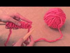 Knitting - How to slip a stitch? WE ARE KNITTERS, EU, 2013, spanish