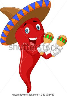 Find Chili Cartoon Playing Maracas stock images in HD and millions of other royalty-free stock photos, illustrations and vectors in the Shutterstock collection. Thousands of new, high-quality pictures added every day. Mexican Party, Chilis, Fig, Sonic The Hedgehog, Royalty Free Stock Photos, Cricut, Party Ideas, Cartoon, Illustration