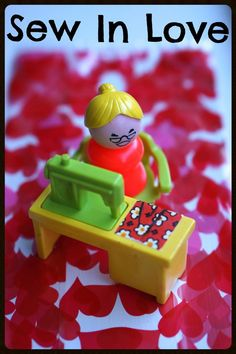 Anne's Odds and Ends: Fisher Price Friday - Happy Valentine's Day!