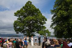 Cruin Loch Lomond Wedding