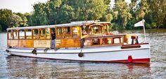 M.S. Charleston - Das charmante Salonschiff