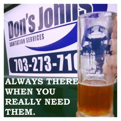 Celebrate with a Porta Potty http://www.donsjohns.com/blog/blog/2014/03/celebrate-with-a-porta-potty/