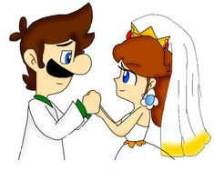 This is a collab that me and did. She did the lineart while I colored the picture. Hope you all like~ LXD: Wedding Day **COLLAB**