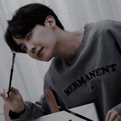 painting ⚛ bts ⚛ hoseok ⚛ j-hope Taehyung, Namjoon, Yoongi, Bts J Hope, J Hope Selca, Gwangju, Jung Hoseok, Bts Boys, Bts Bangtan Boy