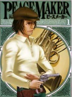 Peace Maker: il manga western di R. Minagawa è finito!