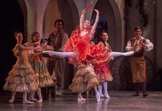 Ballet San Jose Soloist Junna Ige as Kitri. Photo by Robert Shomler.