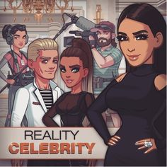 So excited you guys are loving this new update! Get your own reality show in Kim Kardashian Hollywood! #kimk #kimkardashian