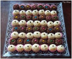 Doces & Sweets & Desserts Sushi, Cereal, Sweets, Breakfast, Ethnic Recipes, Desserts, Food, Kids Part, Sweet Pastries