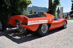 Fiat Abarth 2000 Scorpione
