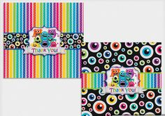 candy bar wrappers