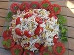 Corn, Crab, and Tomato Salad Recipe | LIVESTRONG.COM