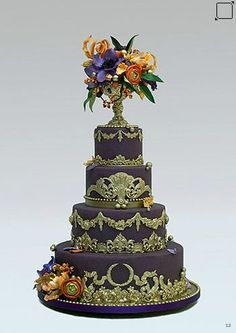 Ron Ben Israel Cakes, NYC , Bling Collection