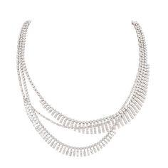 """Le collier """"Franges Swing"""" de Chanel Joaillerie"""