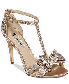 INC International Concepts Womens Shoes, Reesie Evening Sandals - INC International Concepts - Shoes - Macys