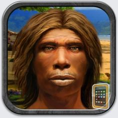 Caveman Evolution Booth HD - Create Crazy, Ugly & Funny Ape Looking Face Photos Pictures of your Friends, Family, Celebrity by Hoi Yan Mak (iPad)