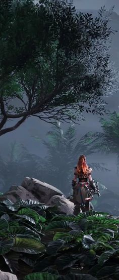 Aloy, Horizon: Zero Dawn
