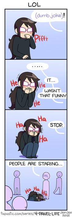 Well, those this make me a bad person ? :O haha Well, those this make me a bad person ? :O haha Dumb Jokes, Funny Memes, Funny Cute, Hilarious, 4 Panel Life, Life Comics, Funny Comic Strips, Mini Comic, Baguio