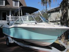 l_img_641 Dual Console Boat, Grady White Boats, Boats For Sale, Canoe