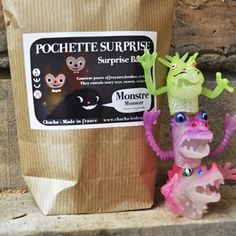 Pochettes surprises !