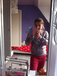 Nieuwe kleren look🎽